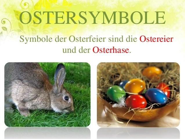 Ostersymbole