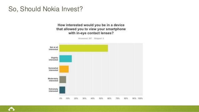 So, Should Nokia Invest?