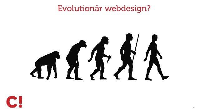 14 Evolutionär webdesign?