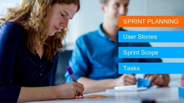 Sprintplanung ©Pixum2016 Seite26 SPRINT PLANNING User Stories Sprint Scope Tasks