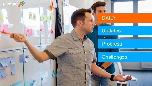 Daily ©Pixum2016 Seite27 DAILY Updates Progress Challenges