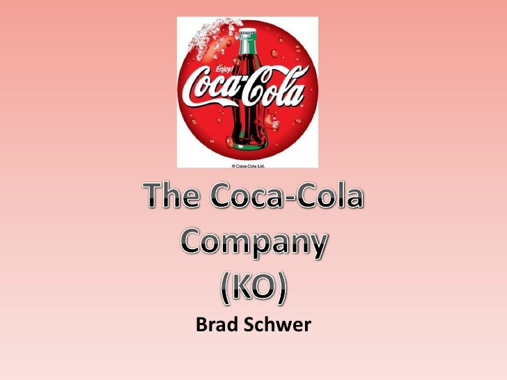 financial analysis of coca cola company 2018/10/14 write my research paper question description financial analysis and funding the company is coca-cola and the product is a ready to drink beverage organic milk and green tea drink please provide as much detail as.