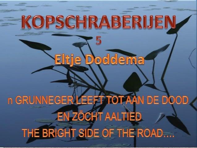 ©  Eltje  Doddema