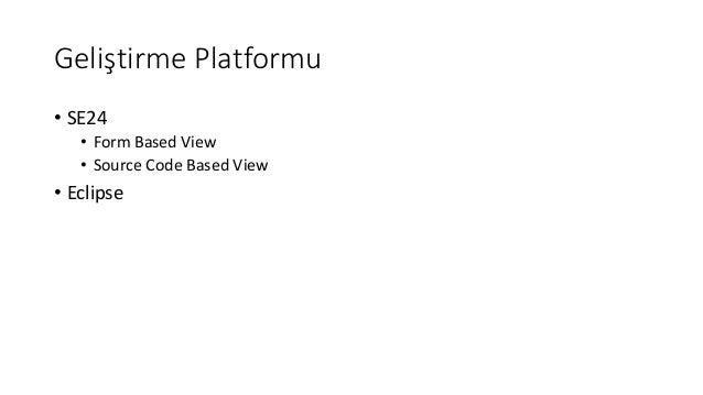 Kordsa Design Pattern Eğitimi Slide 3