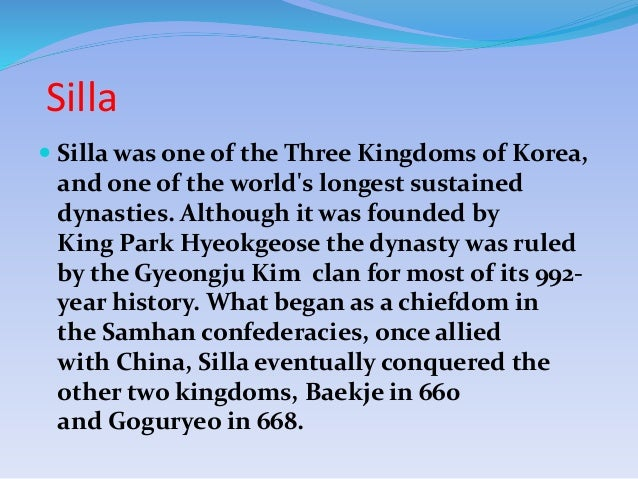 history of korea This paper begins with a brief history of korea, including the story of the first white-man, the first korean christians, the first americans in korea, and the first koreans in america.