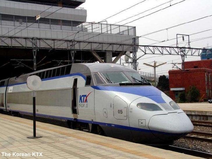 The Korean KTX