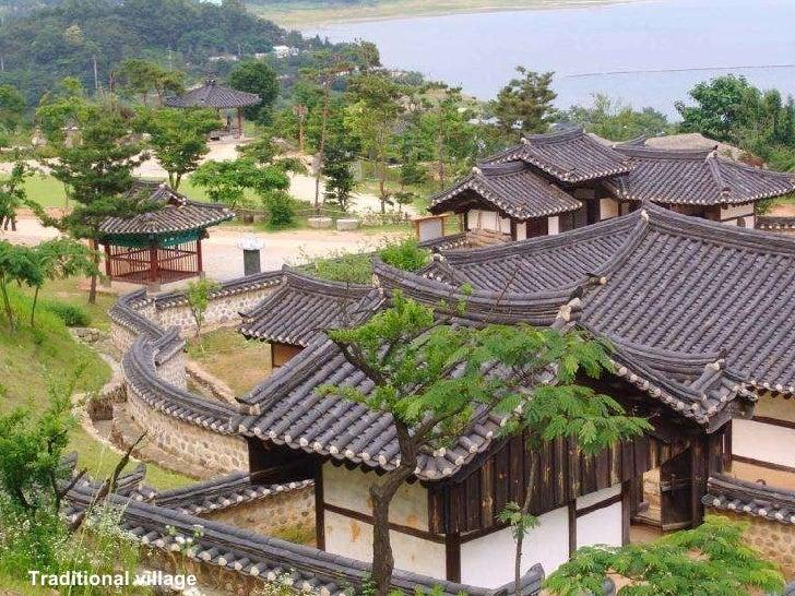 Traditional village