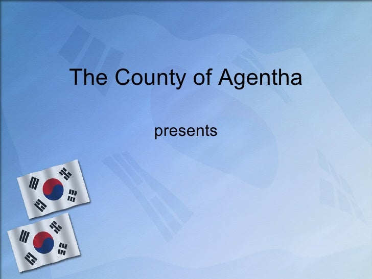 Korea south flag powerpoint presentation ppt template korea south flag powerpoint presentation ppt template the county of agentha presents toneelgroepblik Images