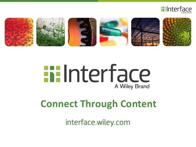 Connect Through Content