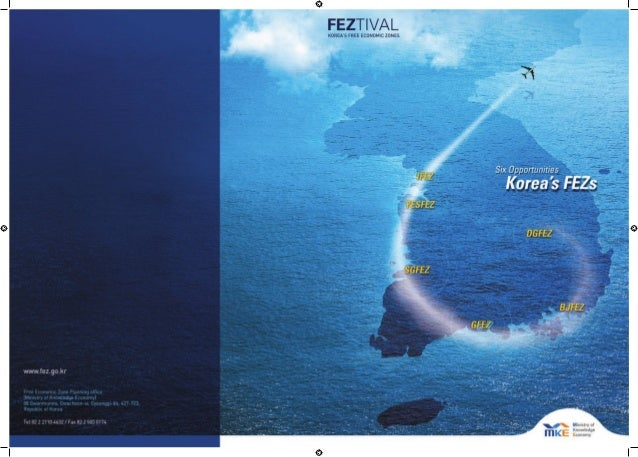 Korea Free Economic Zone Feztival