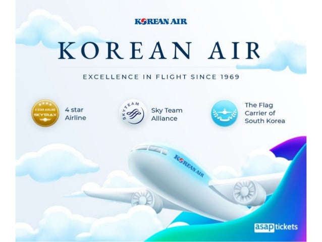 27b41dc8749f Korean Air Flights to Asia with ASAP Tickets