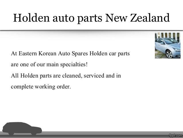 Korean Car Parts Dealer - Eastern Korean Auto Spares