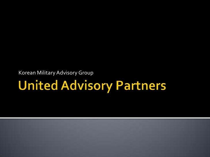 Korean Military Advisory Group