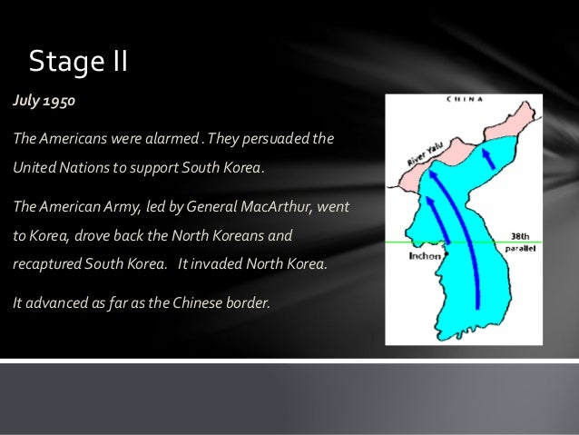 what if china never entered the korean war