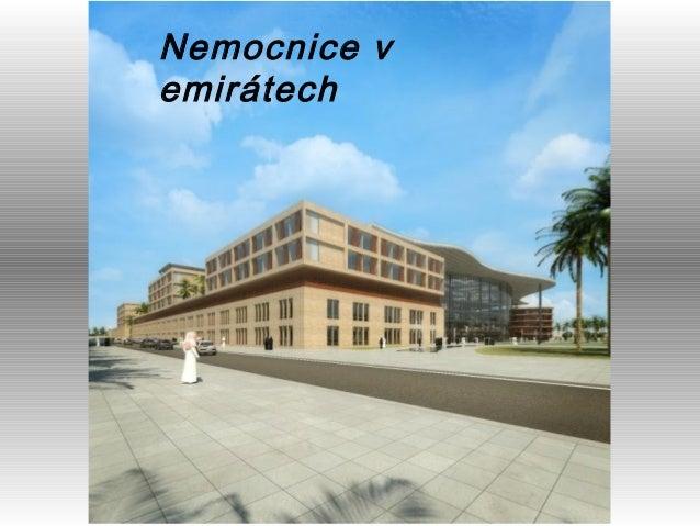 Nemocnice v emirátech