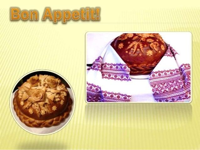 Korovai or wedding bread