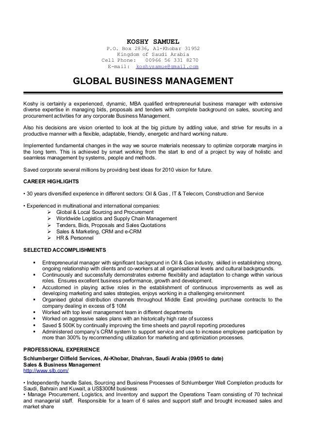 Big Box Management Resume