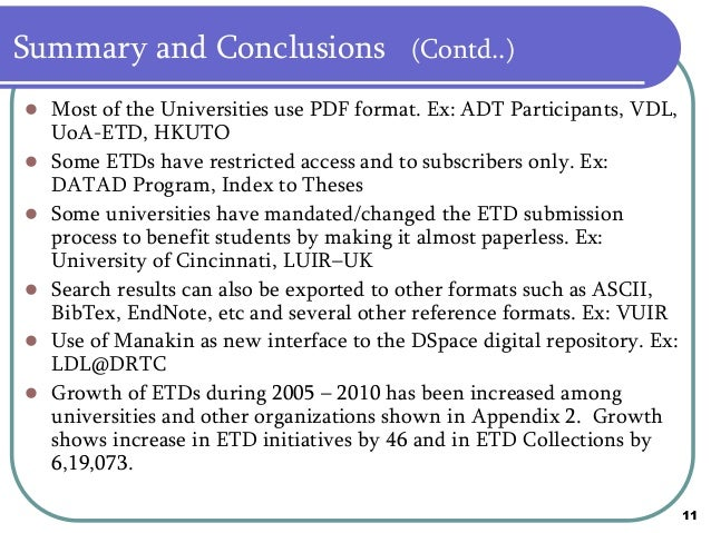 scirus etd thesis Share your questions, comments, and ideas with the etd community on the etd  forum please e-mail suggestions for additional thesis resources to.