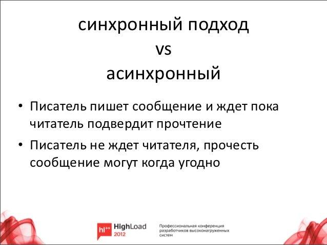Илья Космодемьянский. Использование очередей асинхронных сообщений с PostgreSQL Slide 3