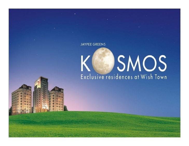 A BRAND NEW RESIDENTIAL COMMUNITY     Located in Sector 134, Noida Kosmos is a part of the largest residential township, W...