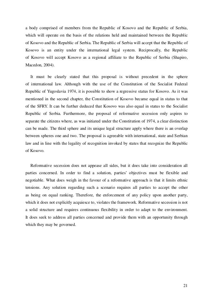 thesis proposal for international arbitration law Arbitration question 1 describe the main advantages that international commercial arbitration has over litigation in court in transnational litigation matters.