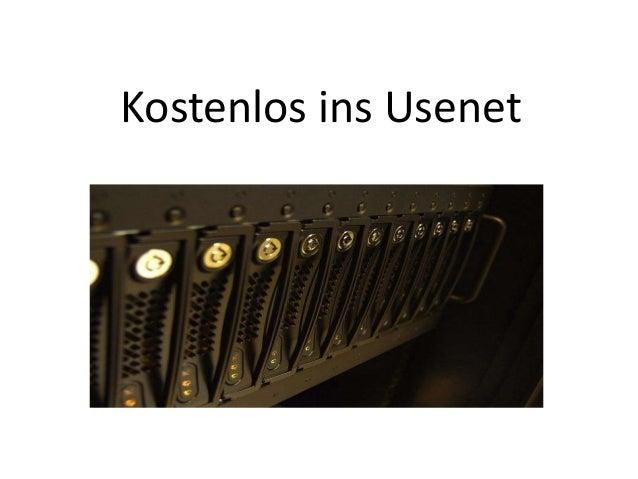 Kostenlos ins Usenet