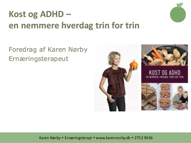 adhd kost forskning