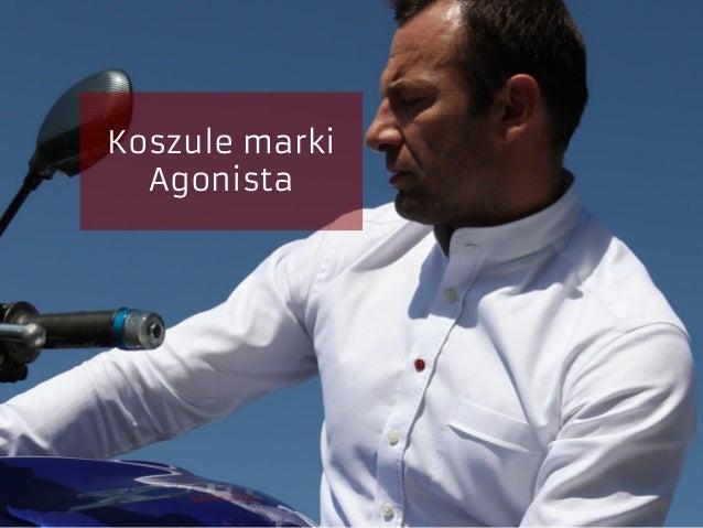 Koszule marki Agonista