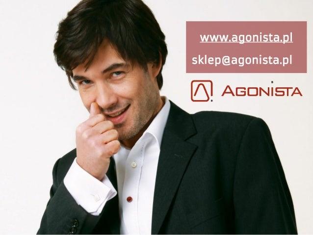 www.agonista.pl sklep@agonista.pl