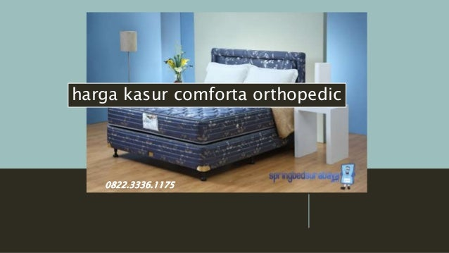 082233361175 Harga Kasur Comforta Orthopedic