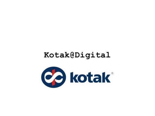 Kotak@Digital