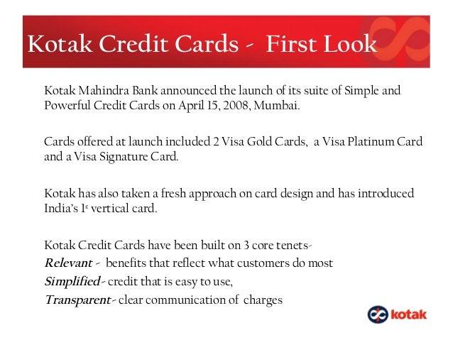 Kotak mahindra bank forex card