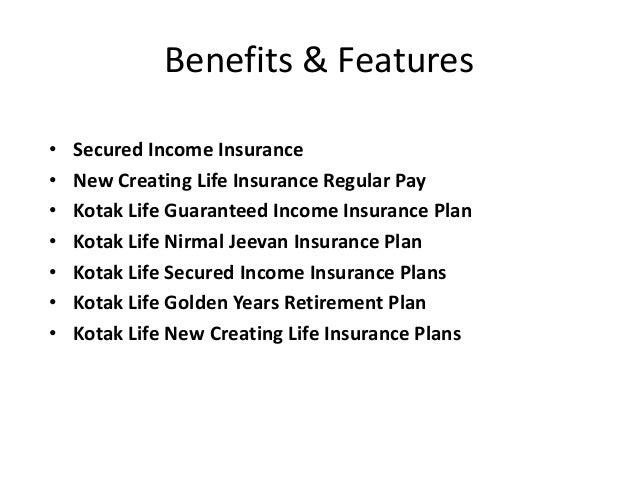 Kotak Life Insurance - Best Insurance Policies