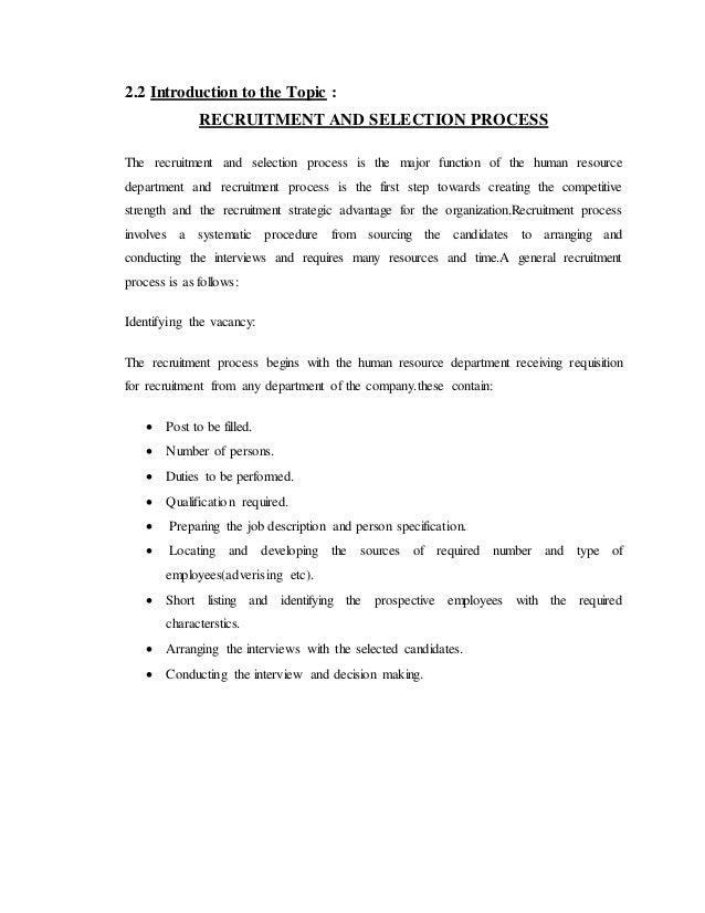 Kotak mahindra life insurance project report on recruitment and selec    SlideShare