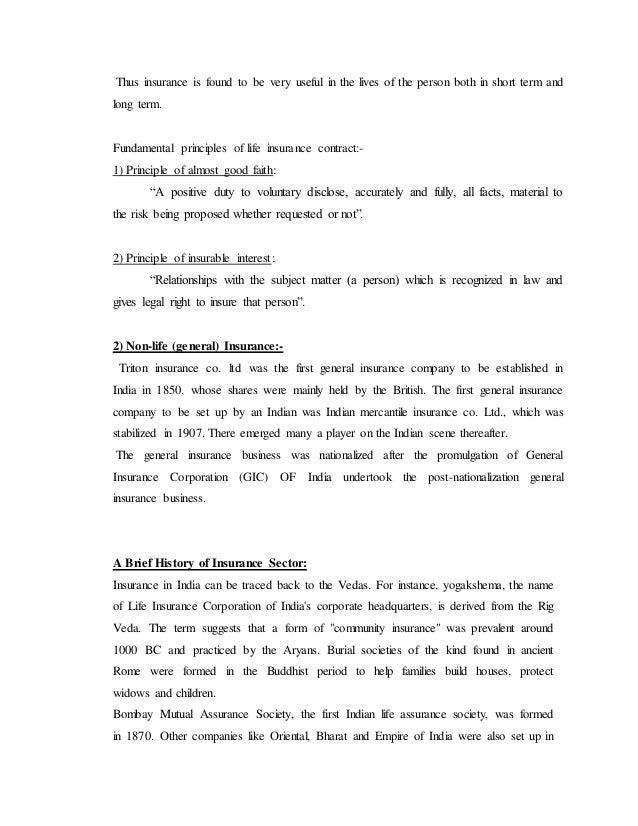 Kotak mahindra life insurance project report on recruitment and selec 8 thus insurance platinumwayz