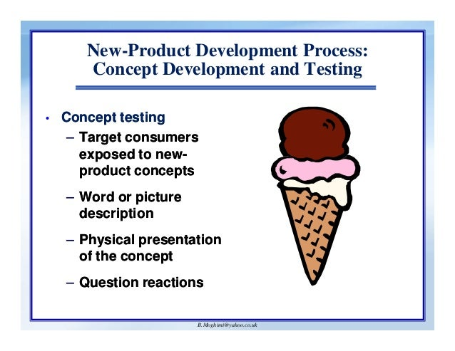 essay on new product development New product developmenthave you ever had a need for or interest in a new product or service that you wish someone had developed identify what you believe could be a.