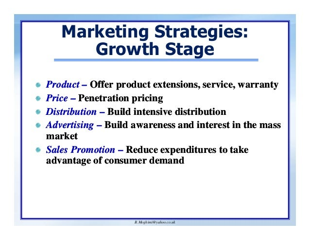 product life cycle strategies and the Life is a series of developments and changes, resulting in peaks, decline and eventually, demise this is the case not only for living beings, but also for consumer products.