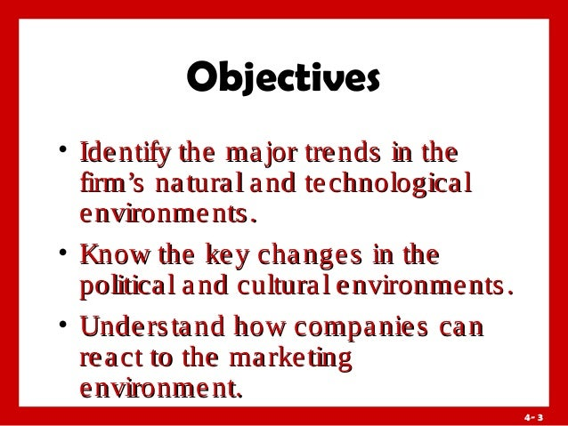 how changes in demographic environment affects marketing decisions of businesses Marketing in an international context is a costly and complicated function of the business, as the same debate as above about operational decisions in internationalisation applies to the marketing.