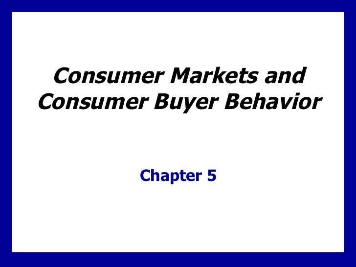 Consumer Behavior and Purchase Decisions