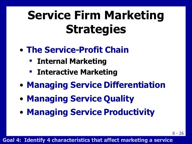 product and service marketing strategy of Think of your marketing plan as a roadmap your marketing plan outlines specific  actions that you will take to market your product or service.