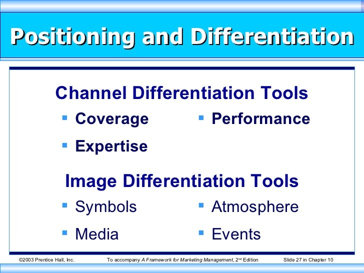 personnel differentiation Marketing mnaagement topics:channel differentiation & image differentiation we use your linkedin profile and activity data to personalize ads and to show you more relevant ads.