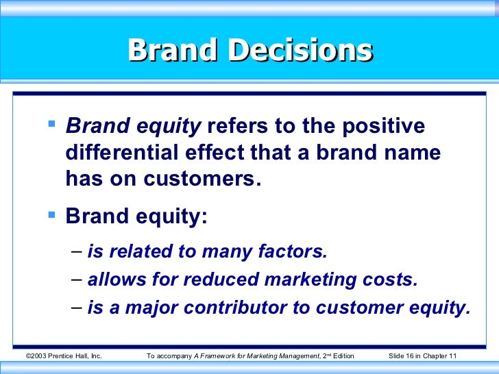 the effects of brand equity towards customer loyalty Importance of brand awareness and brand loyalty in assessing  the importance of brand awareness in the  significant relation towards the brand expressed by.