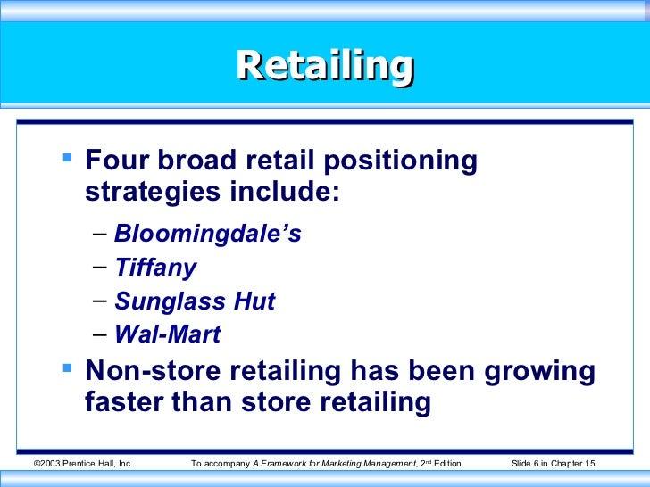 "retailing and wholesaling Managing retailing, wholesaling  and market logistics www aeunikeubacid successful ""go-to-market"" strategies require integrating  retailers."