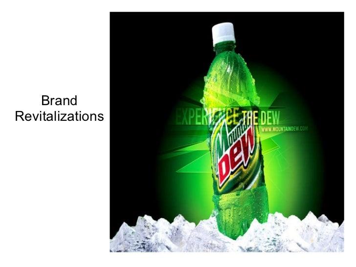 Brand Revitalizations