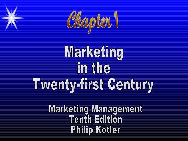 Objectives Course Organization Tasks of Marketing Major Concepts & Tools of Marketing Marketplace Orientations Marketing's...