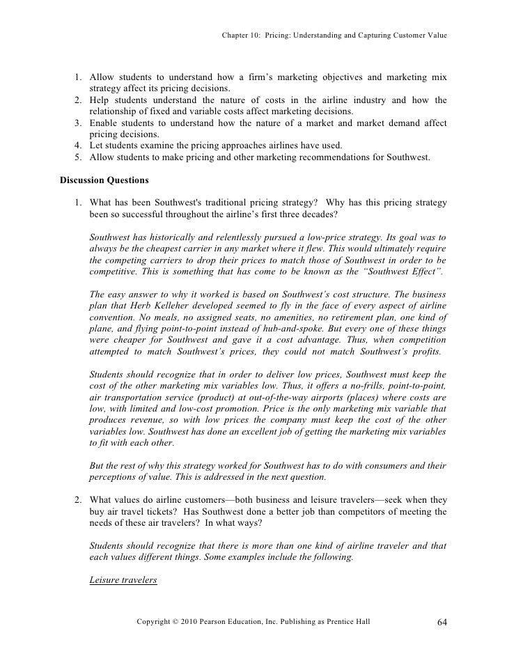 essay marketing management garbage