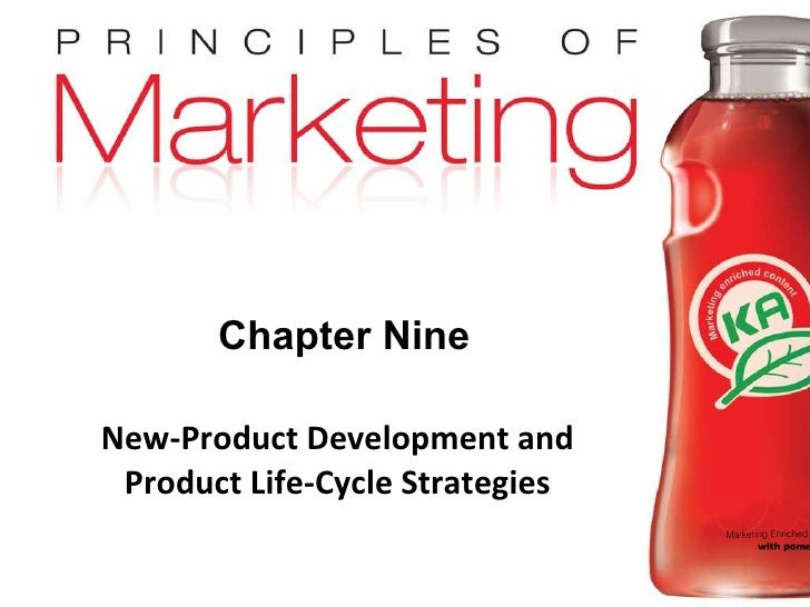 Chapter Nine New-Product Development and Product Life-Cycle Strategies