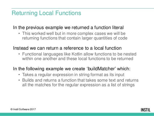 Kotlin as a Better Java