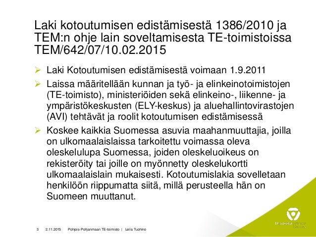 Työttömyyden lasku taittunut mutta työtä edelleen paljon tarjolla Pohjois-Pohjanmaalla!