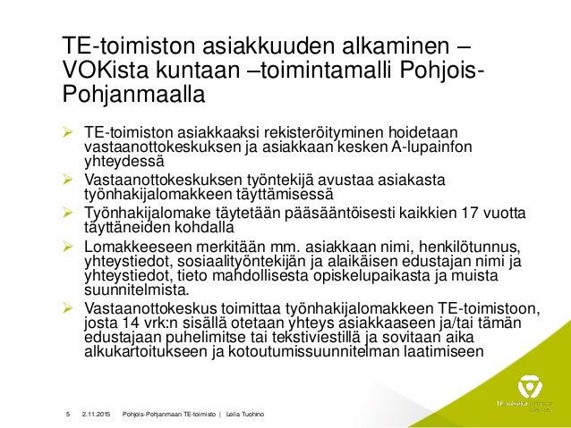 Passihakemus Lomake